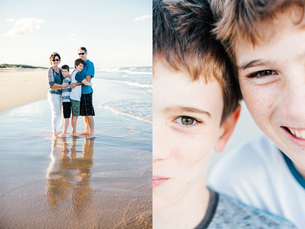 noosa family photographer