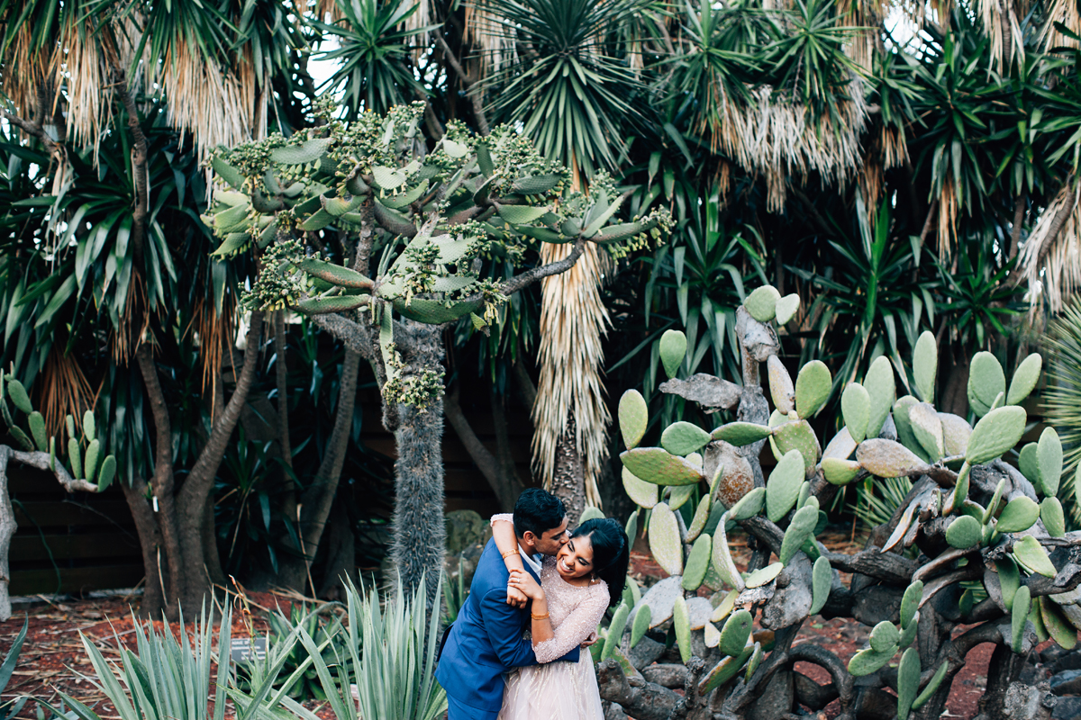 sydney royal botanical garden wedding