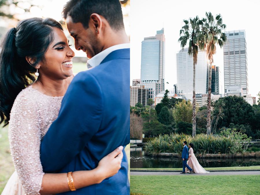sydney royal botanical garden wedding